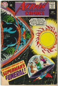 Action Comics #365 GD