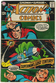 Action Comics #370 GD
