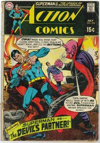 Action Comics #378 GD