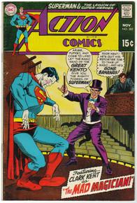 Action Comics #382 VF