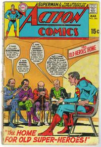 Action Comics #386 GD