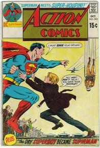 Action Comics #393 FN