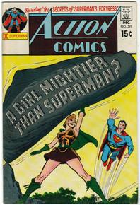 Action Comics #395 VF