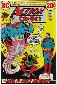 Action Comics #420 VF