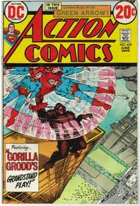 Action Comics #424 VF