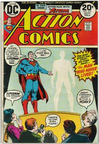 Action Comics #427 F