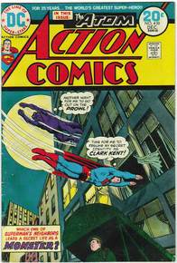 Action Comics #430 VF