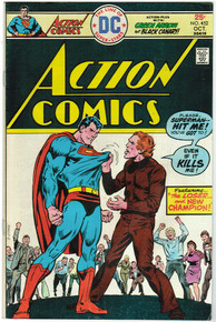 Action Comics #452 VF