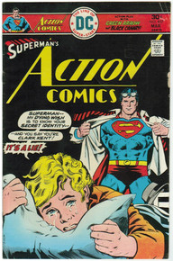Action Comics #457 VF