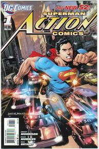 Action Comics #1 New 52 NM
