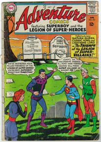 Adventure Comics #331 GD