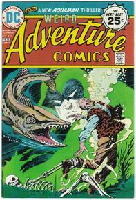 Adventure Comics #437 VF