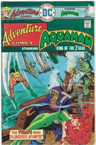 Adventure Comics #441 F