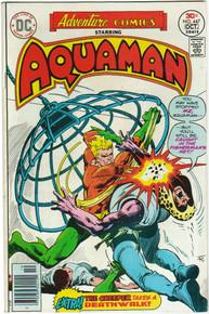 Adventure Comics #447 VF
