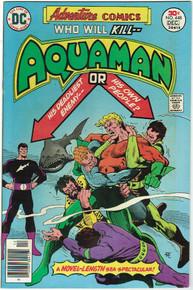 Adventure Comics #448 VF