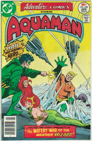 Adventure Comics #450 VF