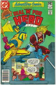 Adventure Comics #480 VF