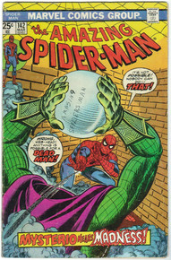 Amazing Spider Man #142 GD Front Cover