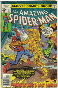 Amazing Spider Man #173 VG Front Cover