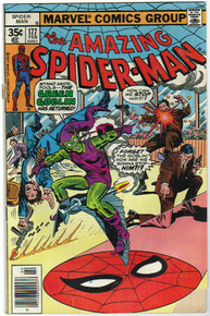 Amazing Spider Man #177 GD Front Cover