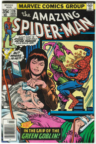 Amazing Spider Man #178 VF Front Cover