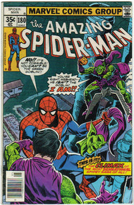 Amazing Spider Man #180 VG Front Cover