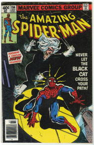 Amazing Spider Man #194 FN+ Front Cover