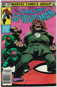 Amazing Spider Man #232 VF