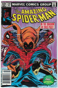 Amazing Spider Man #238 FN/VF Front Cover