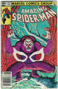Amazing Spider Man #241 F