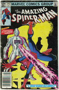 Amazing Spider Man #242 VG