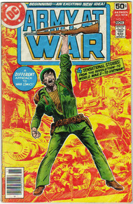 Army At War #1 VG