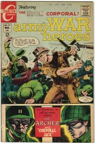 Army War Heroes #24 VG