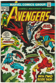Avengers #111 FN Front Cover