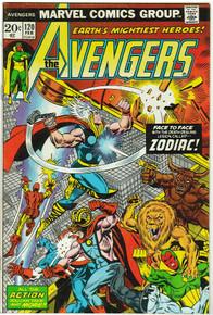 Avengers #120 VF/NM