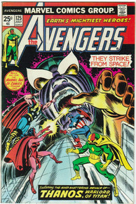 Avengers #125 VF/NM