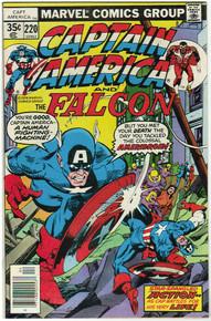 Captain America #220 VF/NM
