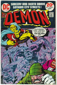 The Demon #13 VF