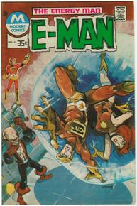 E-Man #9 VF
