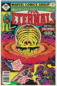 The Eternals #12 FN