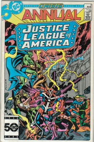 Justice League of America Annual #3
