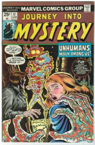 Journey Into Mystery Vol. 2 #17 Fine