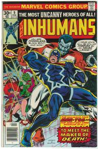 The Inhumans #9 Very Fine