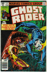 Ghost Rider #51 FN