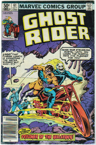 Ghost Rider #61 FN