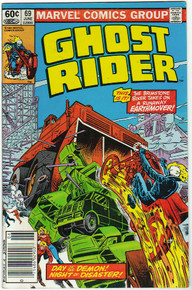 Ghost Rider #69 VF/NM