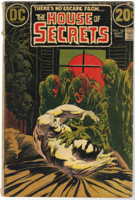 House of Secrets #100 GD Front Cover