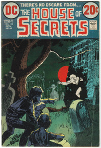 House of Secrets #102 VG Front Cover