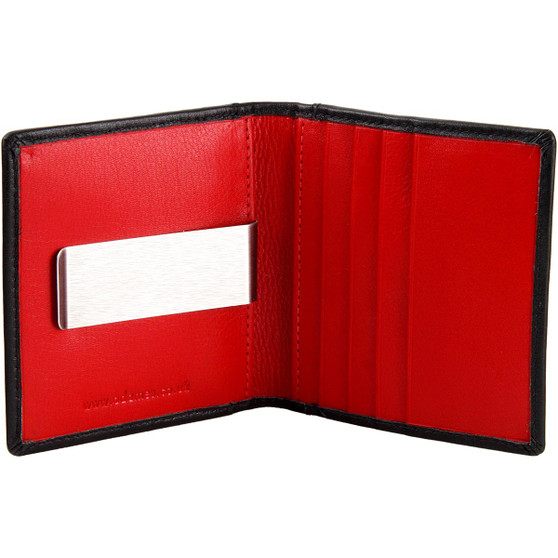 money-clip-oyster-card-wallet-black-red-open