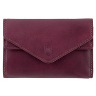 Tumble & Hide Purse 1068 Plum : Front